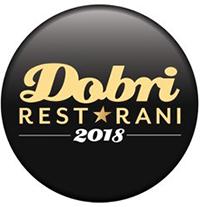 Dobri restorani 2017